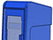 StreetSmart SS#5 Long Door Tabloid Rack in 7 Blue by Go Plastics